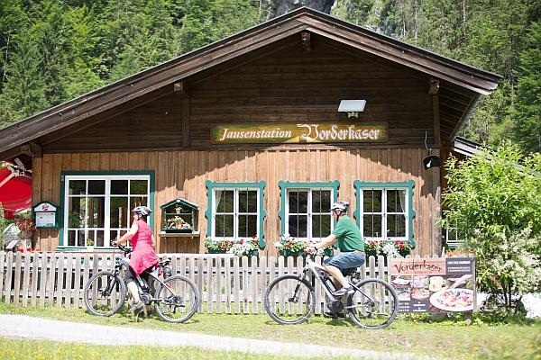 eBiken im Salzburger Land